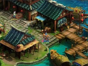 极致游戏东方故事游戏截图